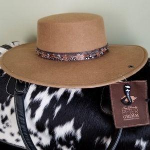 Peter Grimm Boater Hat